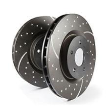 EBC Bremsscheiben für die Hinterachse Toyota Supra MKIV ( große Bremsanlage )
