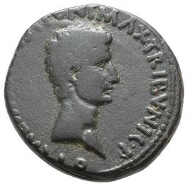Augustus (27 v.-14 n. Chr.) & Volusus Valerius Messalla