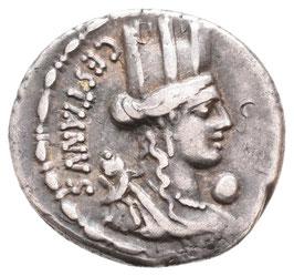 M. Plaetorius M.f. Cestianus