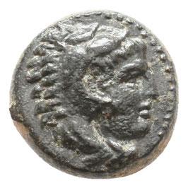 Makedonische Könige: Alexandros III (336-323)