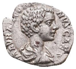 Caracalla als Caesar (196-198)