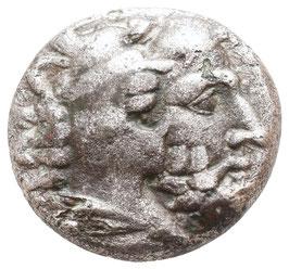 Makedonische Könige: Amyntas III (393-369)