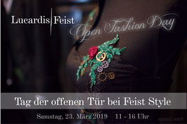 "Ticket ""Feist Open Fashion Day"""