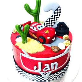 """Tarta """"Layercake Cars mod.1"""""""