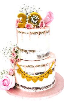 """Tarta """"Layercake floral Mod.2"""""""