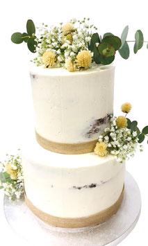 """Tarta """"Layercake floral Mod.1"""""""