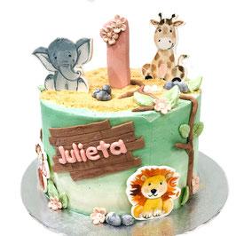 """Tarta """"Selva Baby"""""""