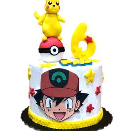 "Tarta ""Layercake Pokemos mod.1"""