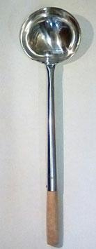 Art. 2526 Jade Temple Schöpfkelle für Wok rund 12cm , Länge 46cm...