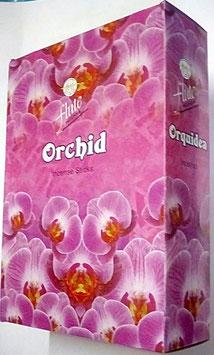 Art. 2539 Flute Räucherstäbchen Orchidee 12 Packungen x 20Stk...