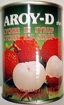 Art. 1380 Aroy - D Lychee in Sirup 565g ...