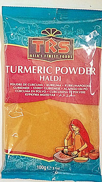 Art. 1823 Kurkuma TRS Haldi Turmeric Pulver 100g...
