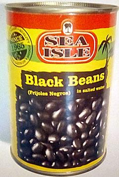 Art. 1729 Schwarze Bohnen in Salzwasser Sea Isle 400g...