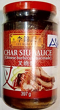 Art. 1642 Charsiu Sauce ( chinese Barbeceu Marinade ) Lee Kum Kee 397g...