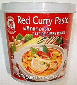 Art. 1861 Cock Rote Currypaste 400g...