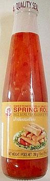 Art. 1623 süsse Chilisauce für Frühlingsrollen Cock Brand 275 ml...