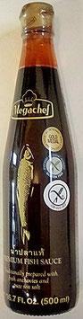 """Art. 1535 Megachef Premium glutenfreie """" ohne Glutamat """" Fischsauce 500ml..."""