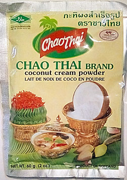 Art. 1323 Kokosnuscremepulver Chao Thai 60g...