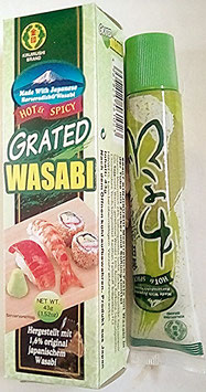 Art. 1646 Kinjiruschi Wasabi Paste in Tube 43g ...