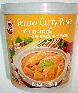 Art.  1863 Cock Gelbe Currypaste 400g...