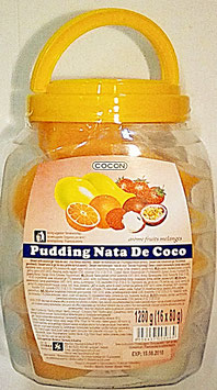 Art. 2237 Pudding Nata De Coco 1280g (16x80)...