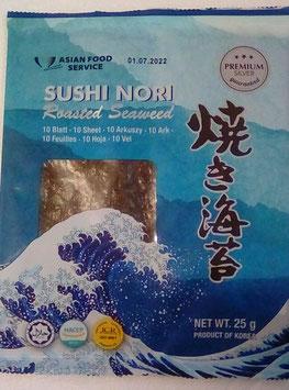 Art. 1871  Asian Food Service Seetang geröstet f. Sushi