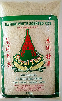 Art. 1020 Jasmin Duftreis  -Royal Thai 1kg....
