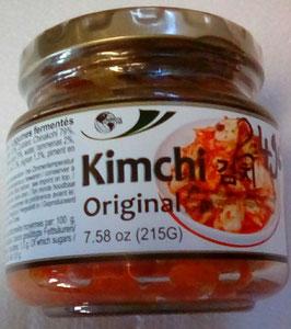 Art. 1338  Kimchi Original Korea  eingelegter Kohl 215g...