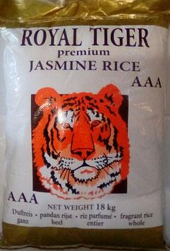 Art. 1036  Royal TigerJasmin Langkorn Duftreis 18kg...