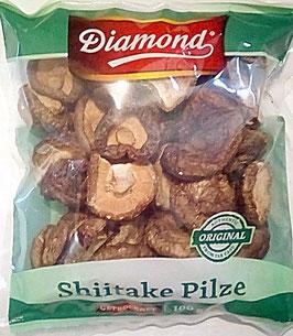 Art. 1722 Diamond Shitake / Tonko Pilze getrocknet 100g....
