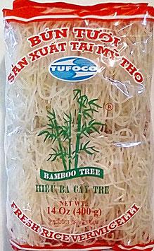 Art. 1222 Reisnudeln  Bamboo Tree rot 400g...