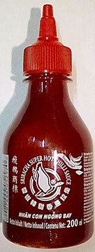 Art. 1627 Flying Goose Chilisauce sehr scharf 200ml...