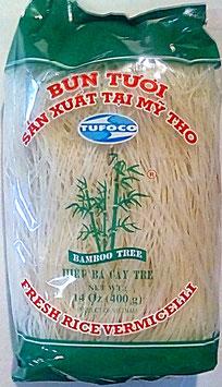Art. 1221 Reisnudeln Bamboo Tree grün 400g...