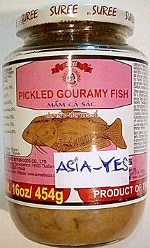 Art. 1427 Gourami Fisch gesalzen Pantai 454g...