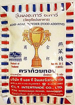 Art. 2233 Golden Cup Agar- Agar  Pulver 25g...