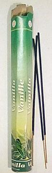 Art. 2532  Flute Räucherstäbchen Vanille 1 Packung 20Stk...