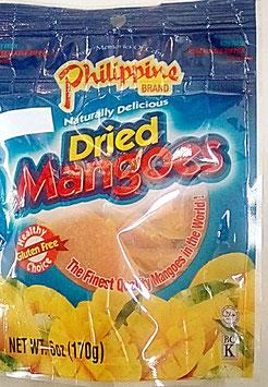 Art. 2239 Süsse , Getrocknete Mangosstreifen Philippine Brand 170g...