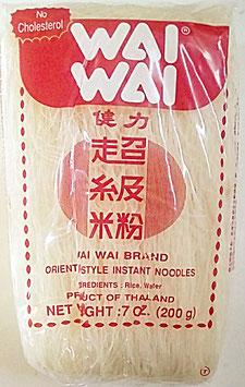 Art. 1240 Reisnudeln 0,5mm dünn Wai Wai 200g...