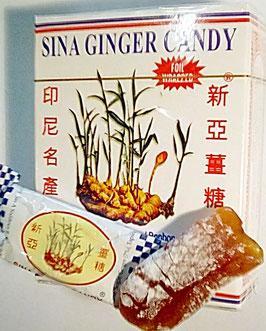 Art. 2020 Sina Ginger Candy Ingwer Bonbons 60g...