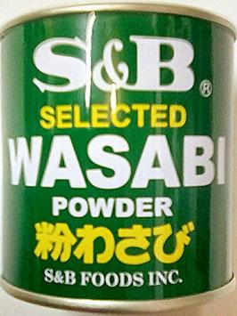 Art. 1825 S&B Wasabi Pulver 30g*****