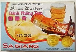 Art. 2224 Krabbenchips roh zum Ausbacken Sagiang 200g...