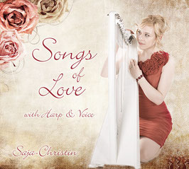 Songs of Love with Harp & Voice