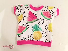 """Jersey Shirt kurzarm """"Fruits"""""""