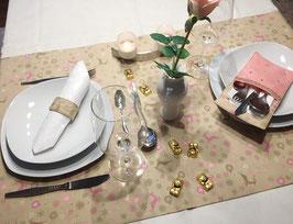 Tischläufer - Rentiere