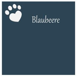 Futterbarplatte in der Farbe Blaubeere