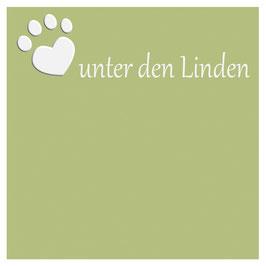 Futterbarplatte in der Farbe Lindgrün