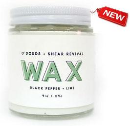 O'Douds + SR Wax