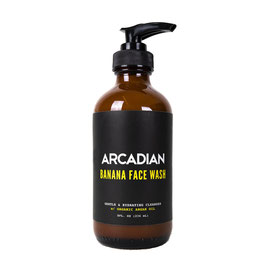 Arcadian Banana Face Wash (Gesichtsreinigung)