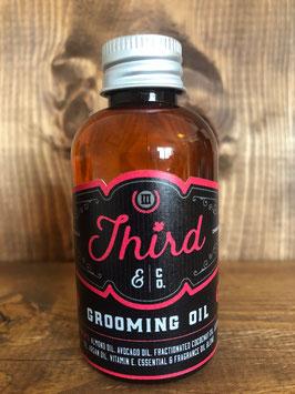 Third & Co. Grooming Oil (Pflegeöl)