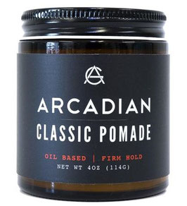 Arcadian Classic Pomade